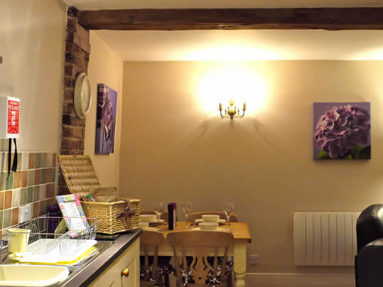 Beechwood Holiday Cottage Lincolnshire